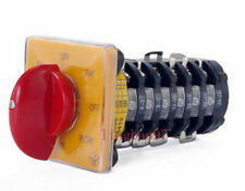 Bridgeport Milling Machine Forward Reverse Speed Vertical 6 Section Switch