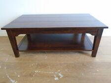 Laura Ashley Garrat Chestnut Rectangular Coffee Table - QA0504181505