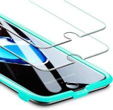 ESR 2X Protector pantalla de vidrio templado para iPhone 11/Pro/Max/XR/XS/X/8/7