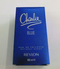 Revlon Charlie Azul Perfume de Mujer Eau de Toilette Spray 100ML Nuevo Original