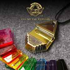 Digital Monster Digimon Tag and Crests BOX ver.3 Metal Digivice Necklace Pendant
