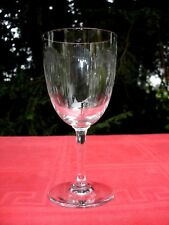 BACCARAT MOLIÉRE WATER WINE GLASSES WASSERGLÄSER VERRE A EAU VIN CRISTAL TAILLÉ