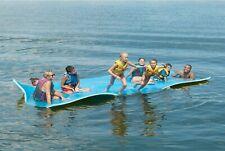 Huge 7 Person Floating Oasis Foam Raft Lake Sea Water Pad Mat - 15 x 6' 1500 l