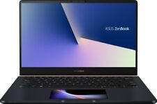 Asus zenbook pro ux480fd 14 pulgadas i5 8gb RAM 512gb win10 azul-aceptable