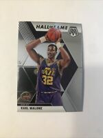 2019-20 Panini Mosaic Karl Malone Hall Of Fame #284