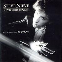 STEVE NIEVE  Keyboard Jungle  MINT CD RARE OOP UK ELVIS COSTELLO