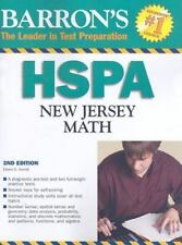 Barron's HSPA New Jersey Math Barron's: The Leader in Test Preparation