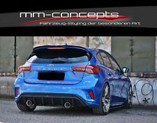 CUP Dachspoiler für Ford Focus MK4 ST Line Heck Aufsatz Spoiler hinten
