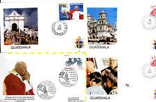 Vatican  Jean Paul II  FDC&/or max card  div lot II   273