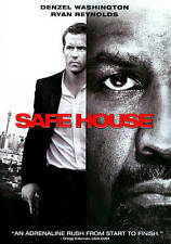 Safe House (DVD, 2012) - English / French / Spanish