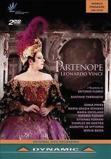 USED (VG) Vinci: La Partenope (2013) (DVD)