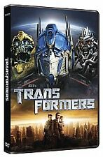 TRANSFORMERS Michael Bay NEW SEALED DVD