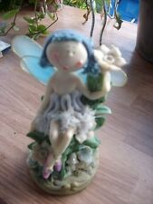 Whimsical Fairy Statue