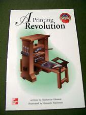 Grade 4 Level A Printing Revolution by Katherine Gleason (Paperback)