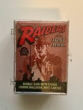 Raiders of the Lost Ark and Indiana Jones cards sets deal