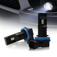 Nighteye H11 H8 1600LM LED 6500K Xenon White Fog Light Daytime Running 6500K DRL