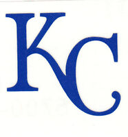 REFLECTIVE Kansas City Royals fire helmet decal sticker up to 12 inches