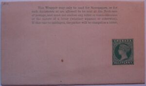 Victoria: ½d green Newspaper Wrapper. Mint.