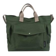 Women Ladies Canvas Crossbody Shoulder Sling Bag with Detachable Shoulder Straps