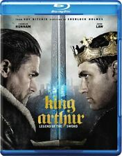 KING ARTHUR LEGEND OF THE SWORD New Sealed Blu-ray