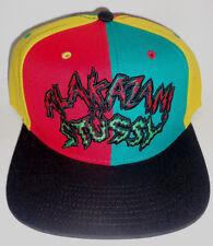 MENS STUSSY SNAPBACK CAP ADJUSTABLE HAT ONE SIZE