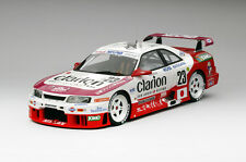 True Scale Nissan Skyline GT-R LM #23 - Nismo - Le Mans 1995 1/18