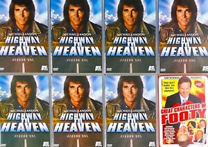 97 New Sealed Highway To Heaven Complete First Season One Series 1TV Show DVD R1