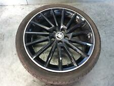 SKODA FABIA SINGLE WHEEL ALLOY FACTORY, 17X7IN, CLUBBER, NJ, 01/2015 - ON