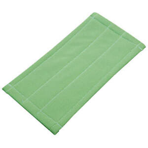 """UNGER PHL20 Cleaning Pad,Microfiber,11""""L"""