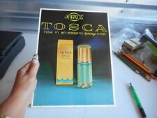 Vintage Store Counter Display Tosca
