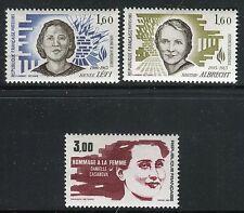 FRANCE 1983 RESISTANCE HEROINES/LEADER/IIWW/PORTRAITS/FAMOUS WOMEN/POLITICIAN