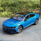 1/18 Scale VW Volkswagen New CC 2021 Blue Diecast Car Model Toy Collection