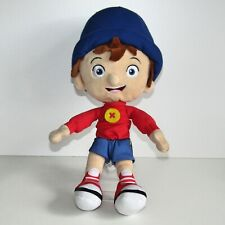 """12"""" Talking Modern Noddy Plush Toy 2016 Spin Masters Come On Let's Dance WooHoo"""