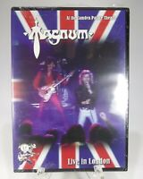 Magnum- Live At Camden Palace Theatre London DVD NEW 1980s Heavy Metal Hair Band