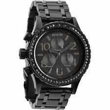 Ladies Nixon The 38-20 Chrono Chronograph Watch A404-1879