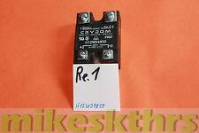 Solid State Relay Relais 50A 600V~ input 4-32V DC .Re. 1*