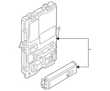 Genuine Ford Anti-Theft Module 5R3Z-15604-GA