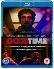 Good Time BLURAY DVD Region 2