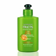 Garnier Fructis Sleek Shine Intensely Smooth Leave-In Conditioning Cream, 10.2