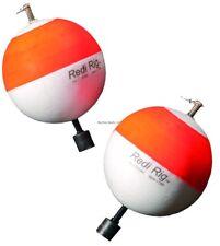 "NEW! Redi-Rig S300-2PK Release Float 2Pk 2-6oz 3"" 0-100ft Fish Depth"