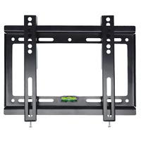 TV Wall mount Monitor bracket LCD LED Plasma flat panel screen 22 23 26 27 30 32