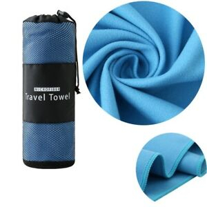 Quick Dry Beach Towel Microfiber Portable Water Absorbent sand free beach towel