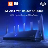 Xiaomi AX3600 AIoT Router Wifi 6 5G Dual-Band 2976Mbs 6 Antennas Wider Coverage