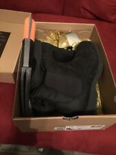 Mens Black leather Uggs Size 7
