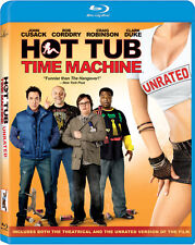 [BLU-RAY/A NEW] HOT TUB TIME MACHINE [UNRATED]