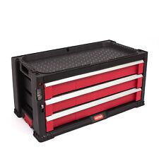 Cassettiera portautensili TOOL CHEST Keter con 3 cassetti, per officina garage