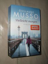 Guillaume Musso: Vielleicht morgen