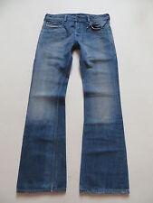 Diesel ZATHAN wash 00784 Bootcut Jeans Hose W 31 /L 34, Vintage Denim, RARITÄT !