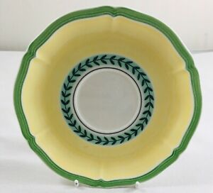 Villeroy & Boch FRENCH GARDEN 6 x saucer for soup bowl or breakfast cup 17cm NEW