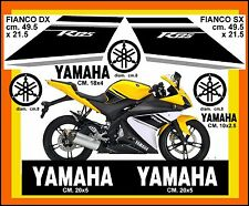 Kit adesivi YAMAHA R-125